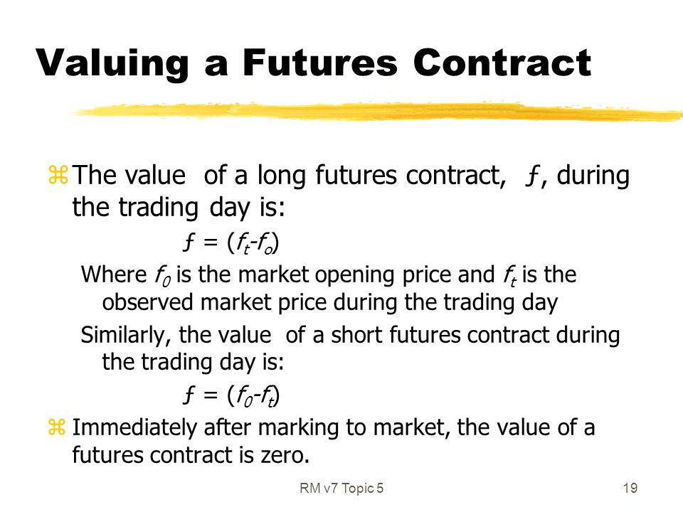 futures contract and market A comprehensive review of today's futures and commodities markets, including free futures charts, free futures quotes, and market commentary.