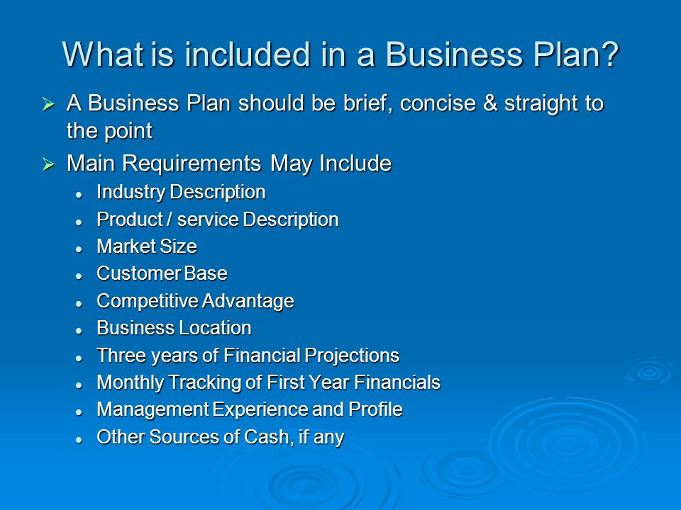 what will need to the internet business strategy include