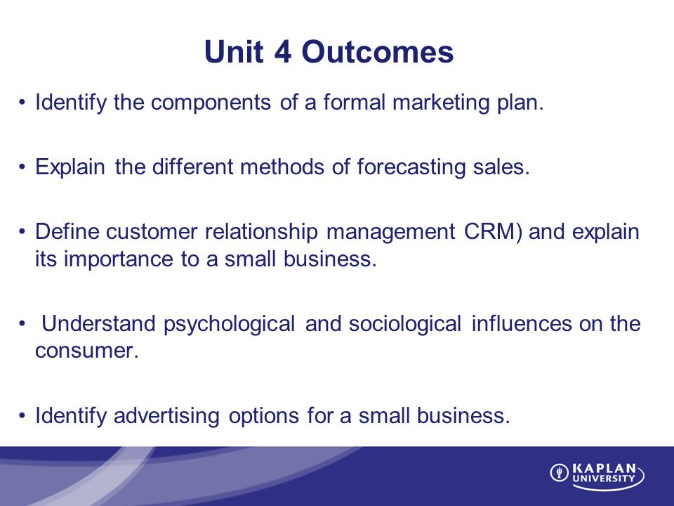 Mt209 Small Business Management - Ppt Video Online Download