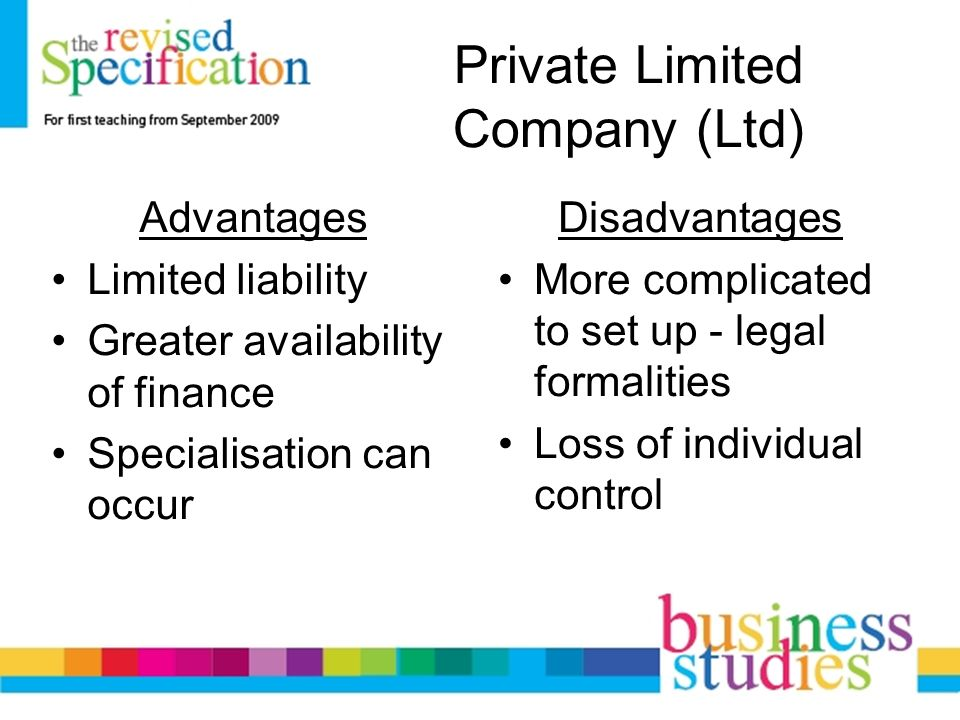 advantages and disadvantages of public and private companies An initial public offering (ipo) is the first sale of stock by a company small  companies looking to further the growth of their company often use.