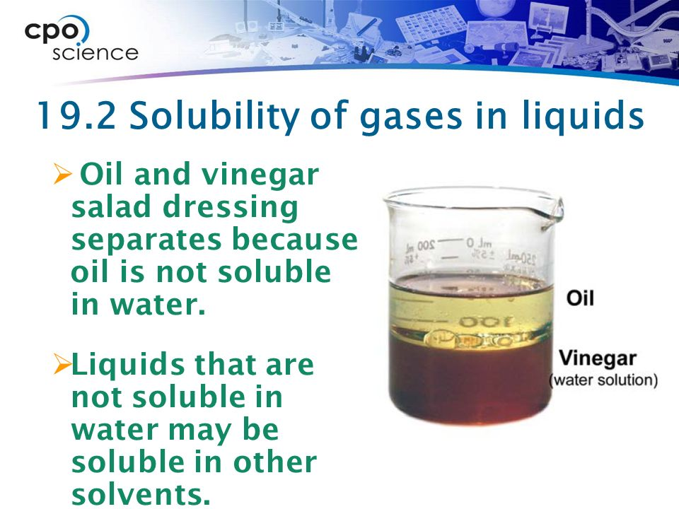 solubility of gases in liquids pdf