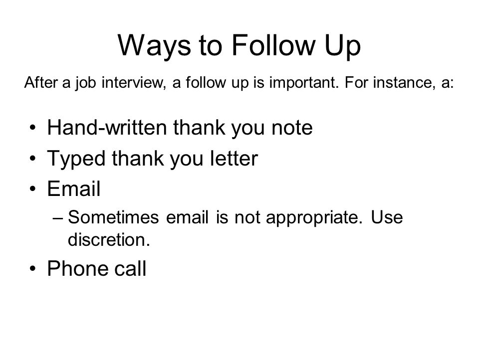 writing thank you notes after interviews Sending a thank-you letter after the interview is more than a write a winning thank you note writing a powerful thank-you letter is not just a formality.