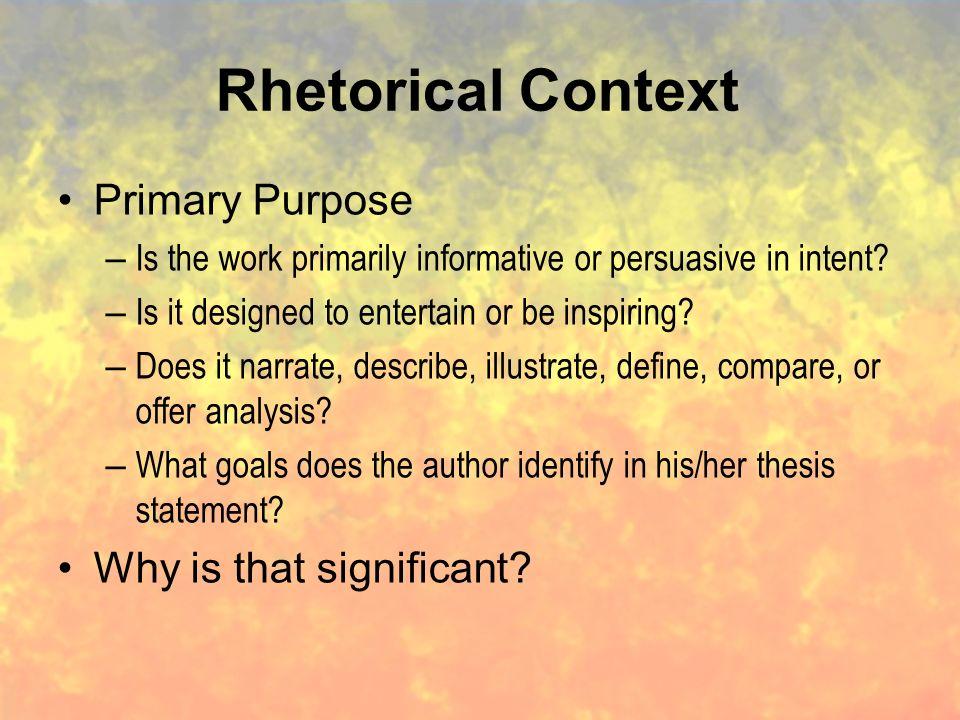 critical analysis analyzing a text