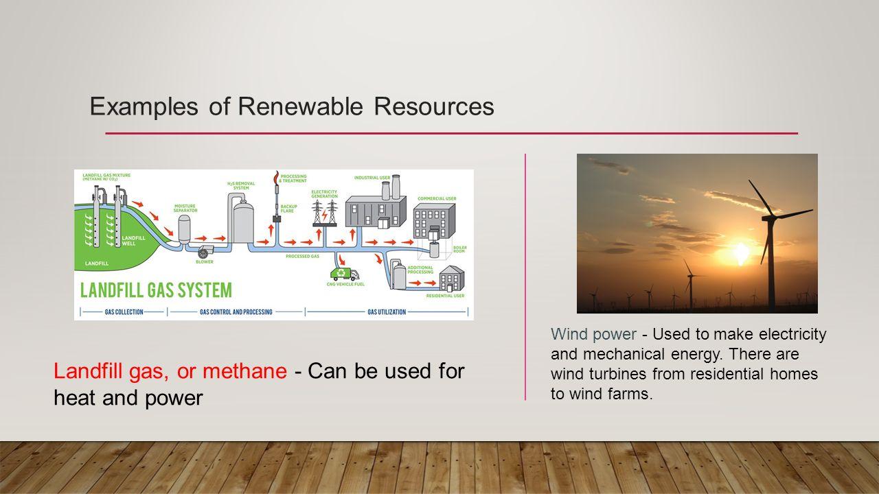 renewable and nonrenewable resources pdf