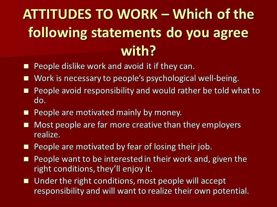 do you agree with the following Please circle one number to show your response for each of the following statements how much do you agree or disagree with the following statements.