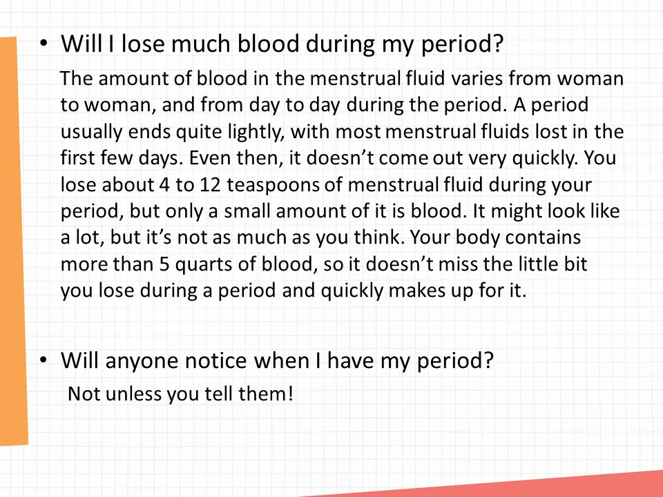 how to help your period come