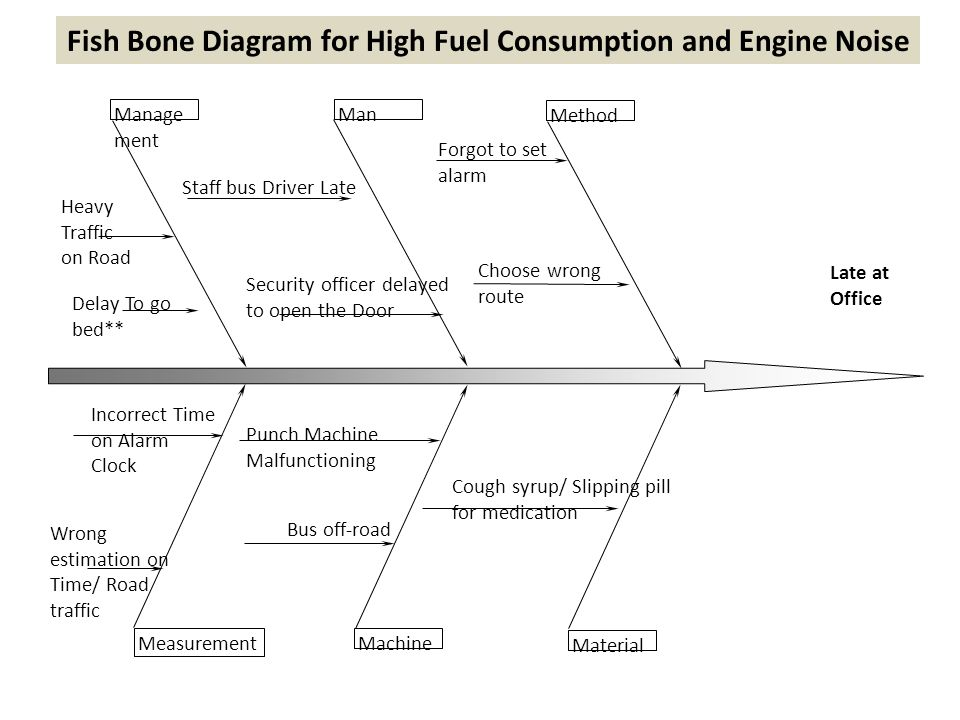 Customer dissatisfaction ppt video online download fish bone diagram for high fuel consumption and engine noise ccuart Choice Image