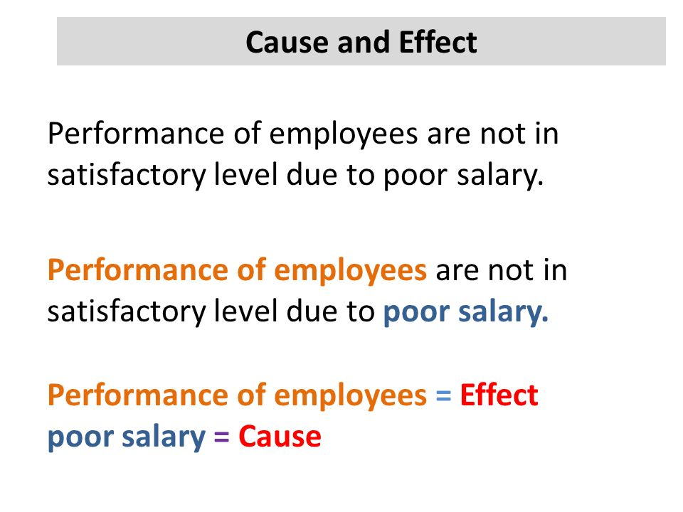 impact of compensation on employee s performance Although group performance may have an impact on an employee's summary rating, a rating of record is assigned only to an individual, not to a group.