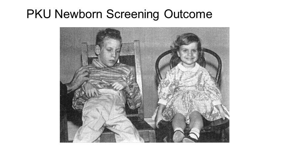 Phenylketonuria Symptoms NEWBORN SCREENING Greg...