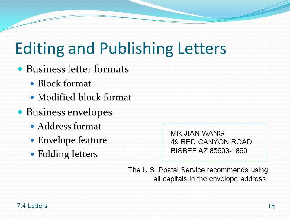 Chapter 7 Writing Memos And Letters Ppt Video Online Download