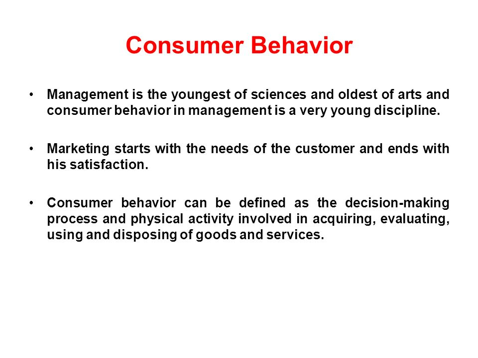 consumer buying behavior of tea Factors affecting consumer attitudes towards food  domestic consumer market for indian tea:  the study of consumers' buying behavior and.