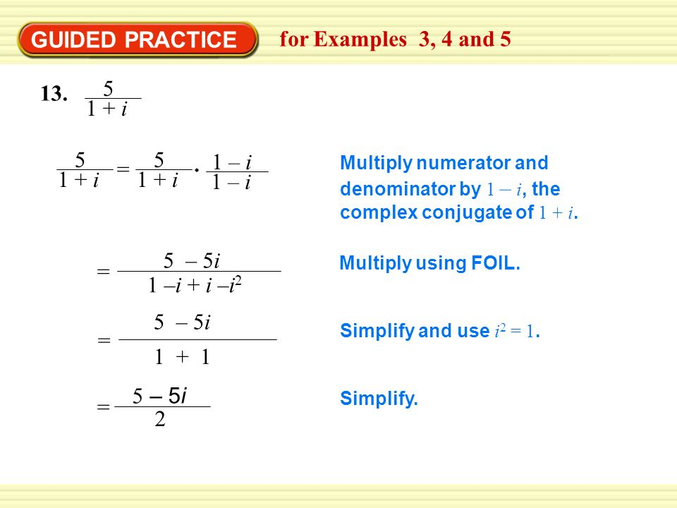 1. Simplify 3 4 – ANSWER 11 Solve the equation. 2. 3x2 + 8 ...