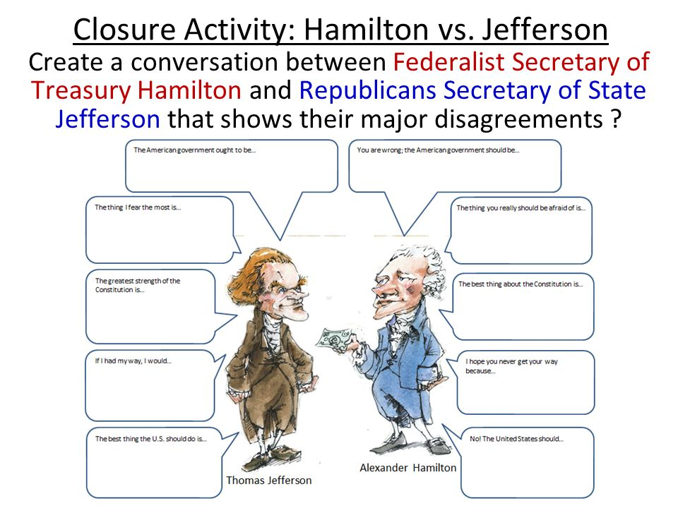 Hamilton vs jefferson essay alexander hamilton vs thomas jefferson hamilton vs jefferson essay united states presidential election studentshare united states presidential election studentshare thomas ccuart Gallery
