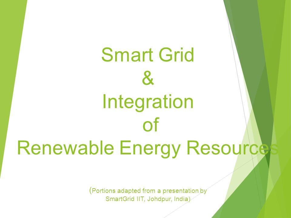 smart energy resources