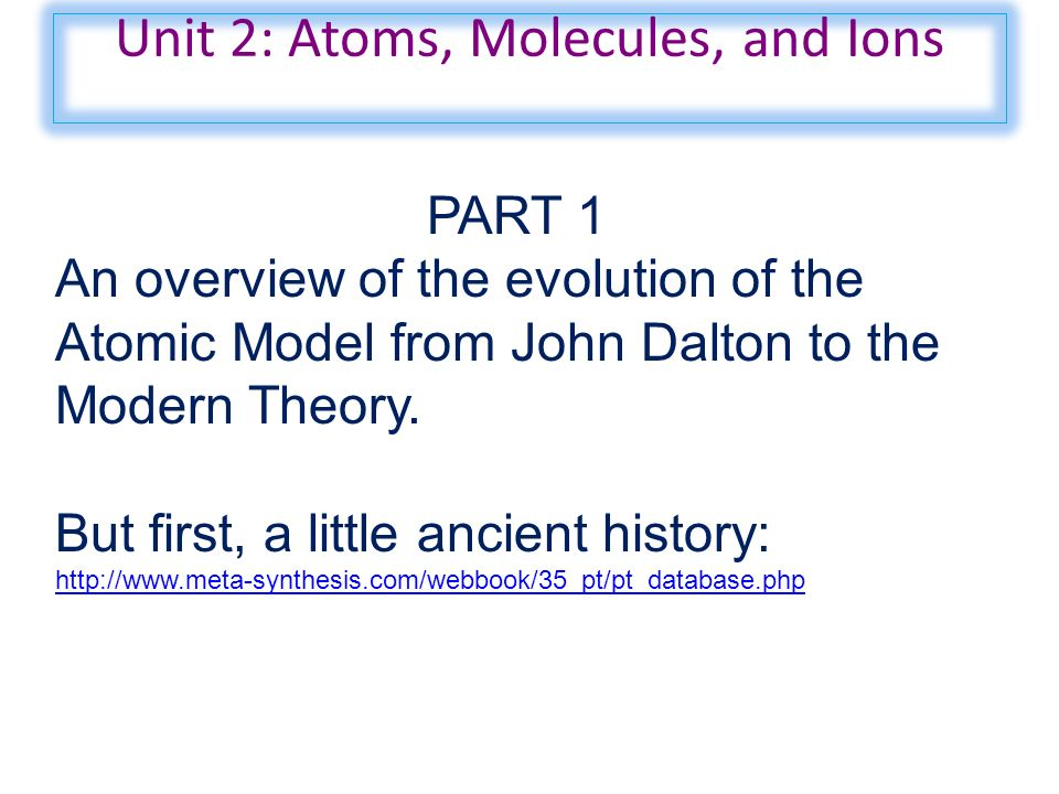 unit 3 history of the atomic model essay Main page 2011-2012 unit 1 why is the history of the atom so important atomic theory essay write a 3-5 paragraph essay discussing the atomic theory and how it has changed over time.