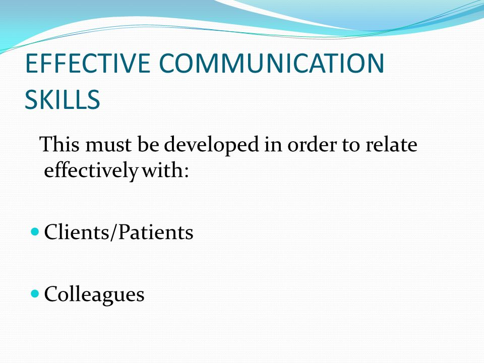 COMMUNICATION IN CUSTOMER/CLIENT CARE - ppt video online ...