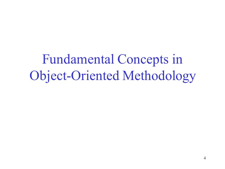 Object-Oriented Analysis And Design — Structural Models (Part 3)