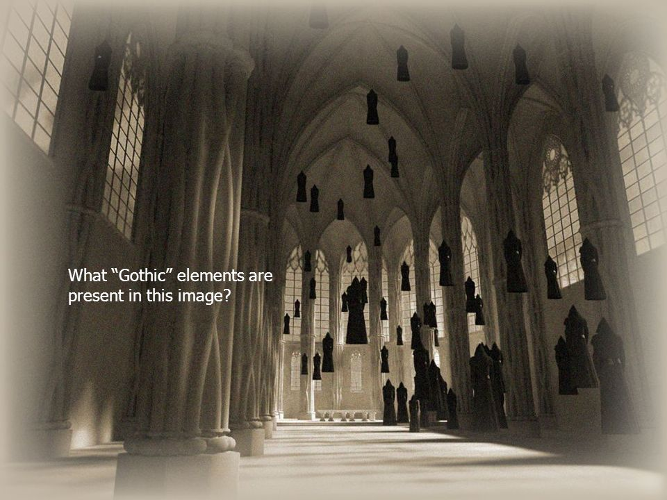 What Is a Gothic Element?