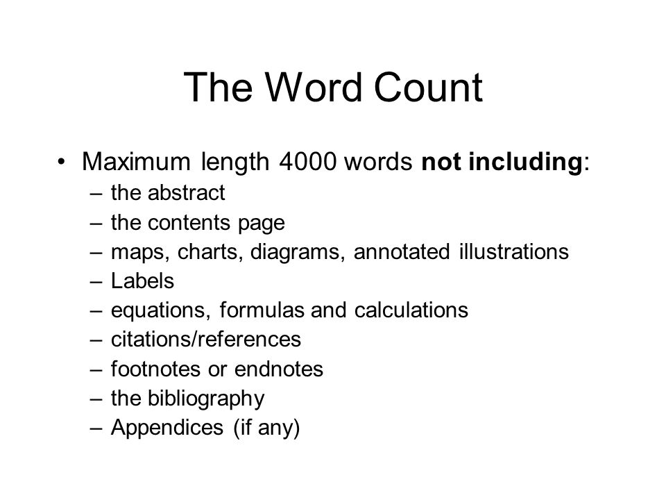 essay words counter