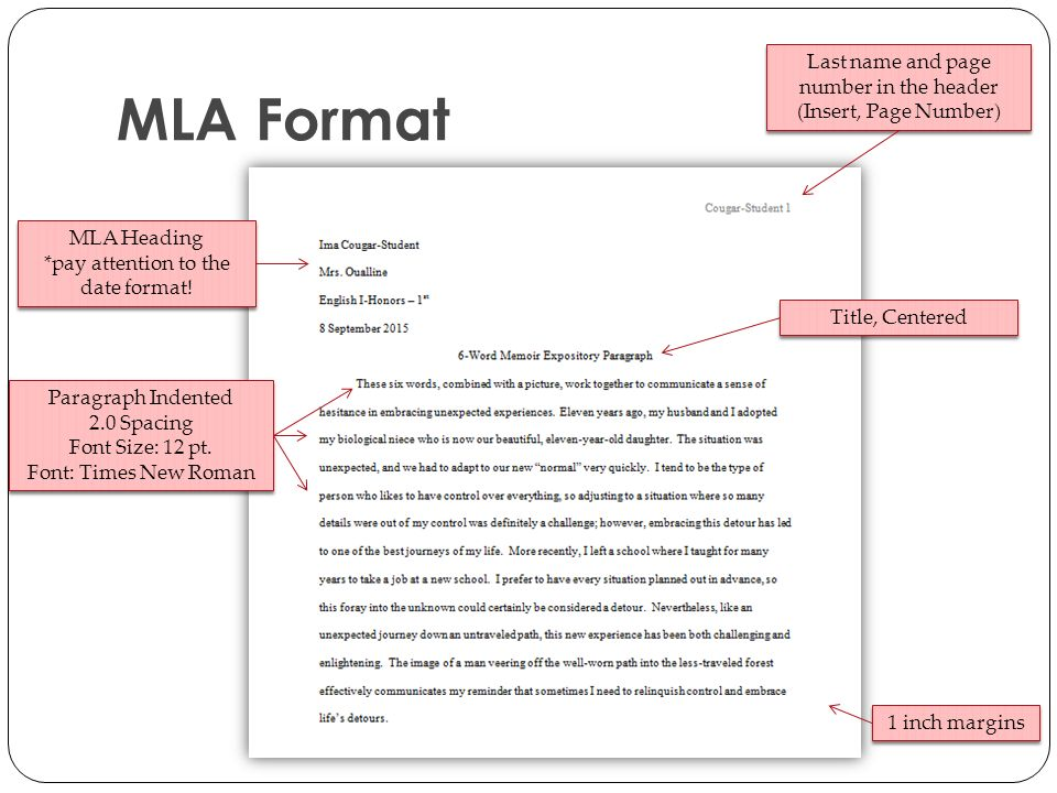 MLA Format: Everything You Need to Know Here