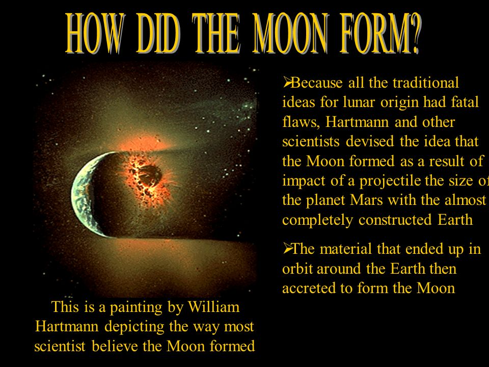 THE MOON: Geologic History and Future Exploration - ppt video ...