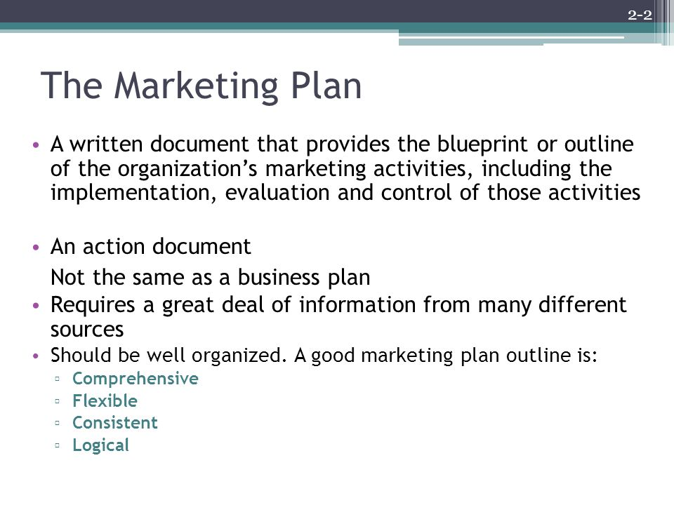 Marketing principles marketing plan prepared by kathleen porter 2 the marketing malvernweather