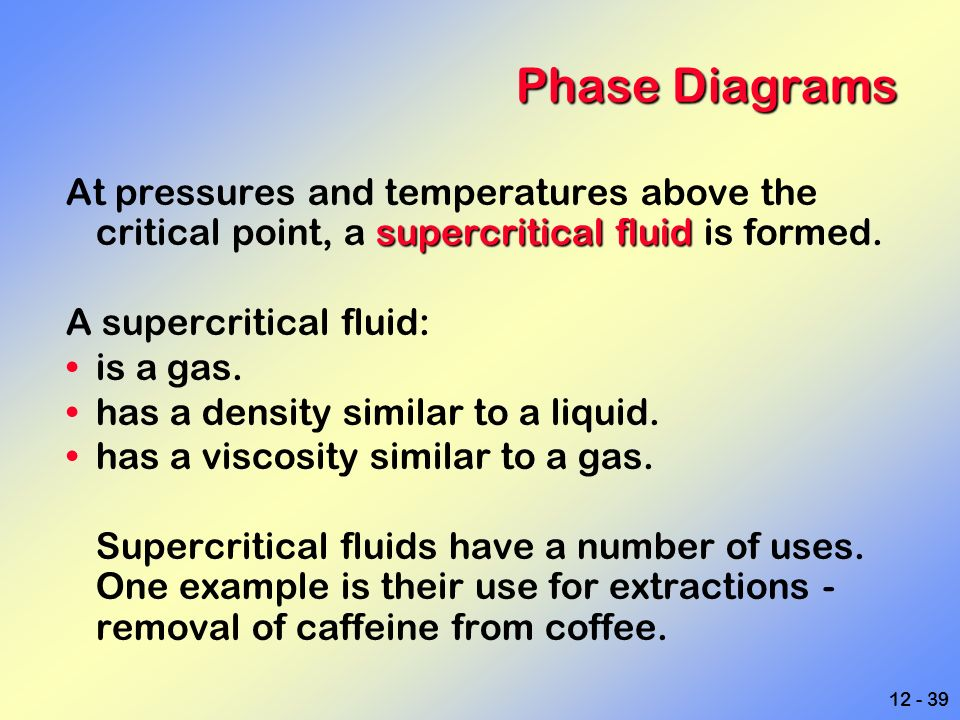 What Is State Is Caffeine At Room Temperature