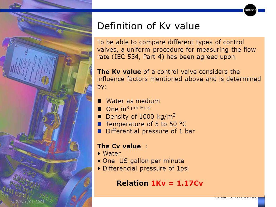 Samson controls pvt ltd ppt video online download definition of kv value ccuart Image collections