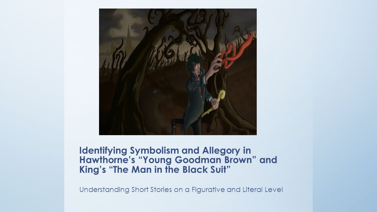 a report on young goodman brown a short story by nathaniel hawthorne Learn term:young goodman brown = hawthorne allegory fiction with free interactive flashcards choose from 36 different sets of term:young goodman brown = hawthorne allegory fiction flashcards on quizlet.
