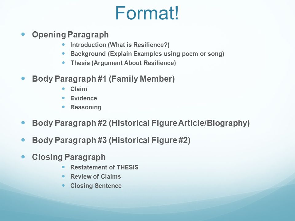 biography research paper format The most important rule, try not to procrastinate a biology research paper that is written at the last minute does not have the content or supporting materials to be rewarded with a good mark sample research paper here is a list of sample papers that privatewriting did for its customers.