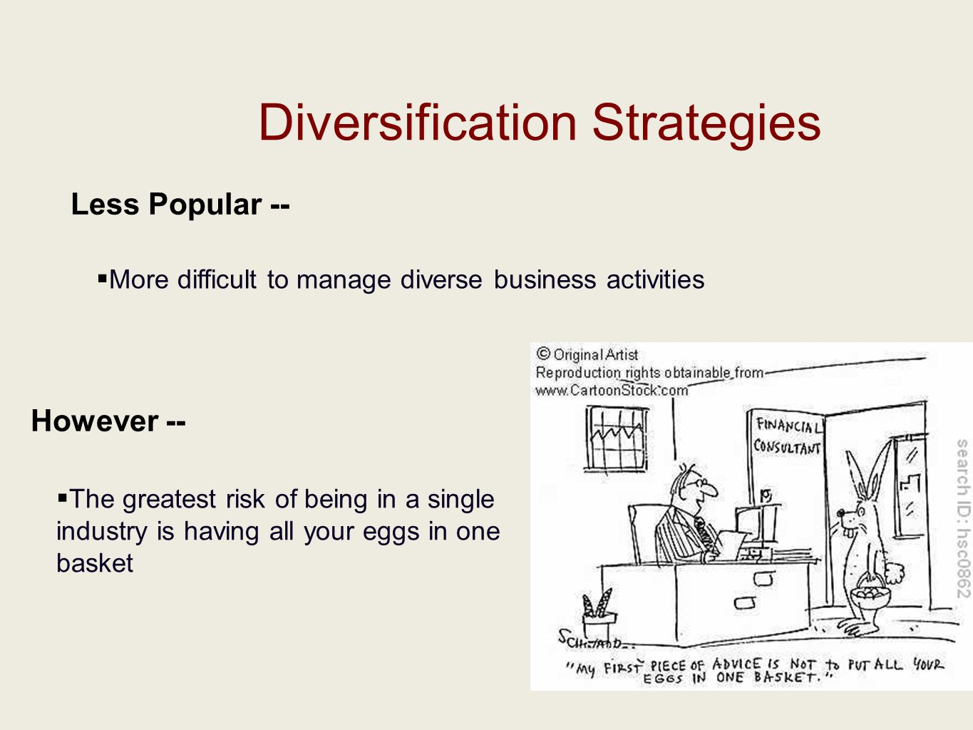 diversification of business activities acting as How farmers can add business activities to diversifying farming businesses you will be in a position to prepare a business plan for your diversification.