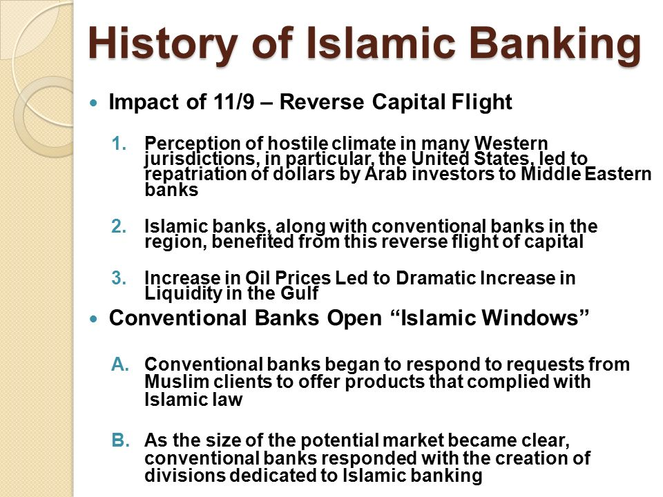 Islamic Auditing and Conventional Banking