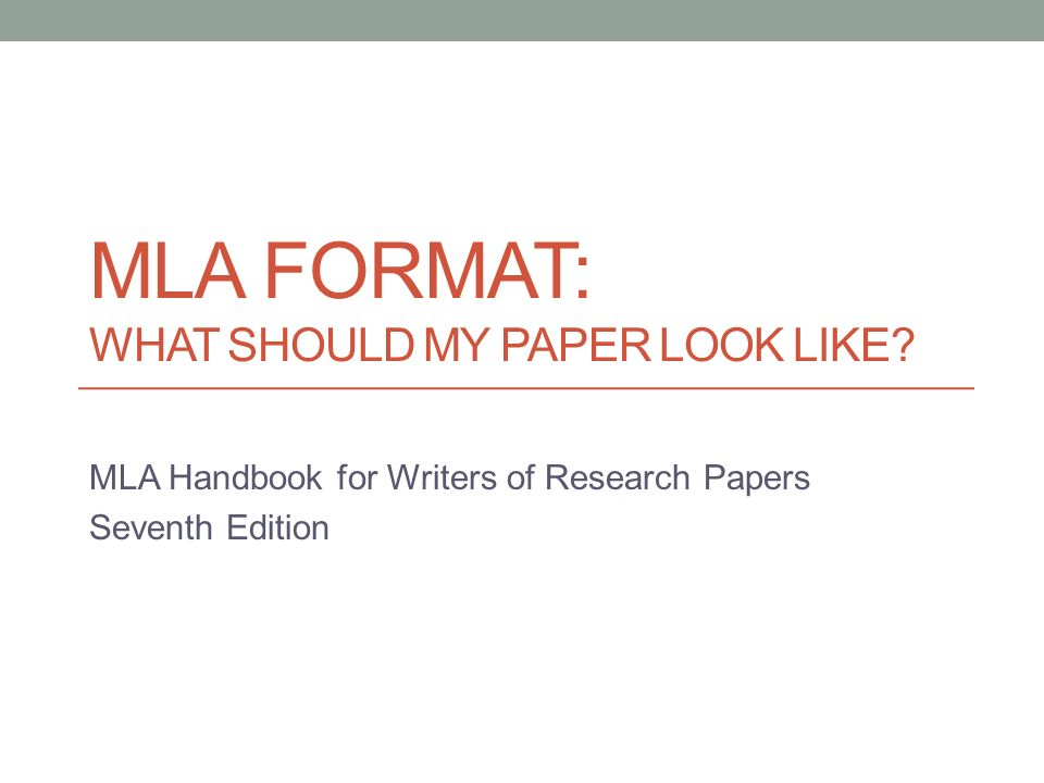 what is mla handbook for writers of research papers Writers of research mla for handbook papers edition sixth uncommonly good  collectible and rare mla handbook for writers of research papers, 6th  edition:.