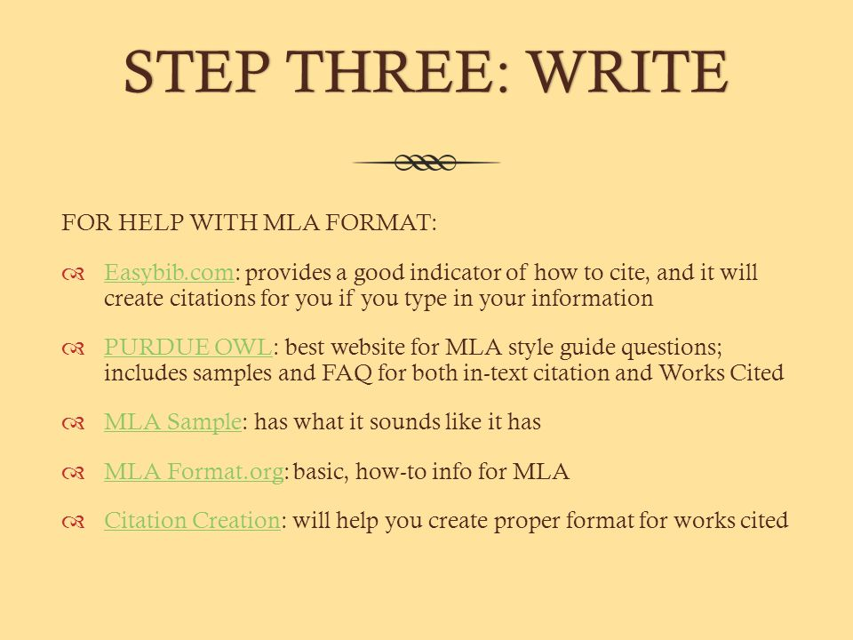 help with mla format Practice template download the free mla practice template to help you create works-cited-list entries.