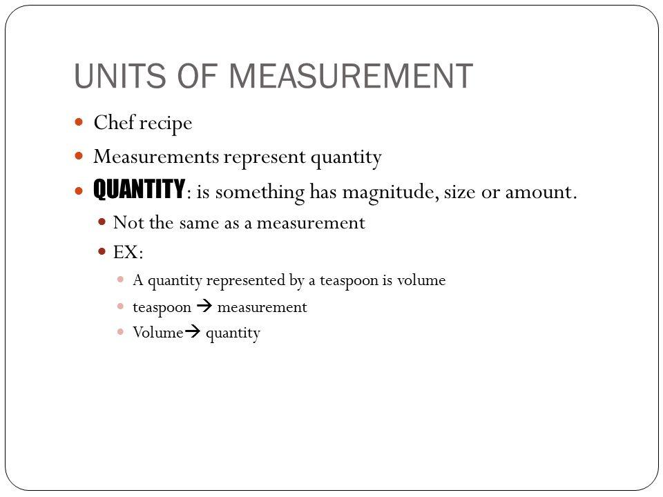 si units of measurement pdf
