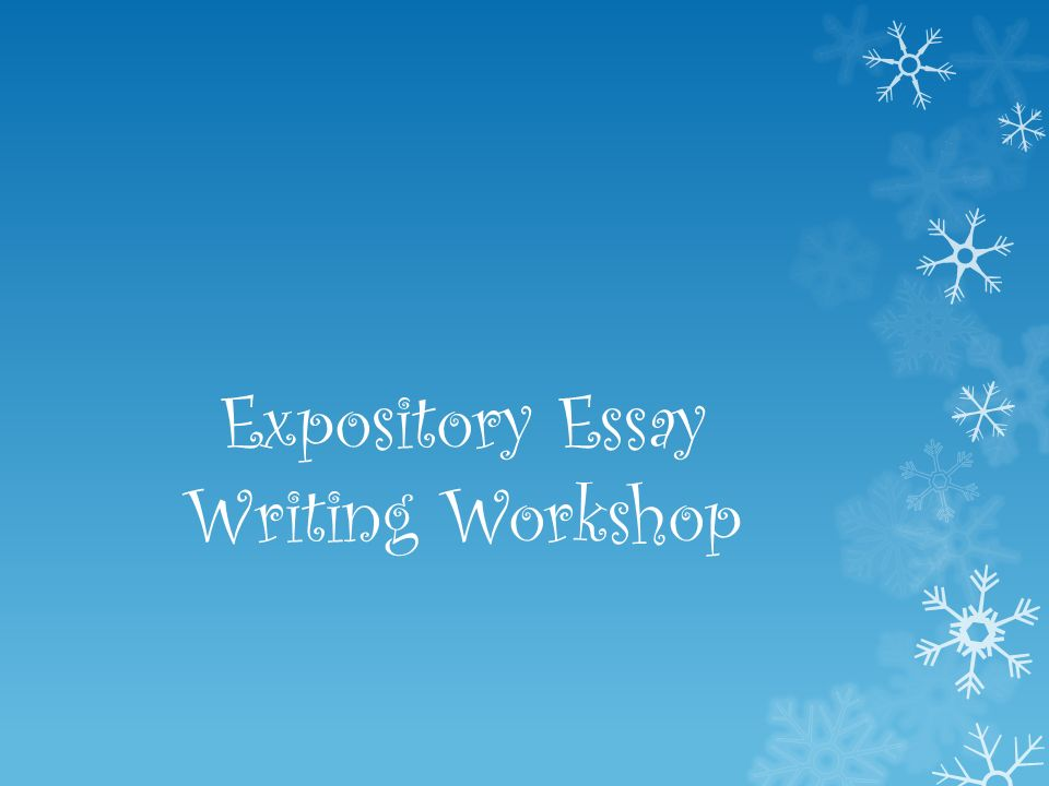 Purchase an expository essay explaining