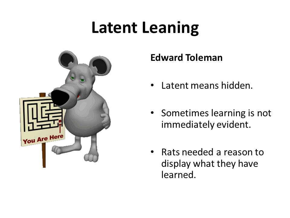 the latent traint theory and violent Significant to a latent trait or item response theory analysis of a mental test is the determination of exactly what is being quantified the following are practical problems to be considered in the formulation of a good theory: (1) deciding whether two tests measure the same trait or traits (2 .