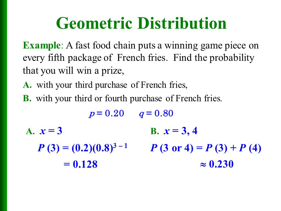 11.7 Geometric Probability - YouTube
