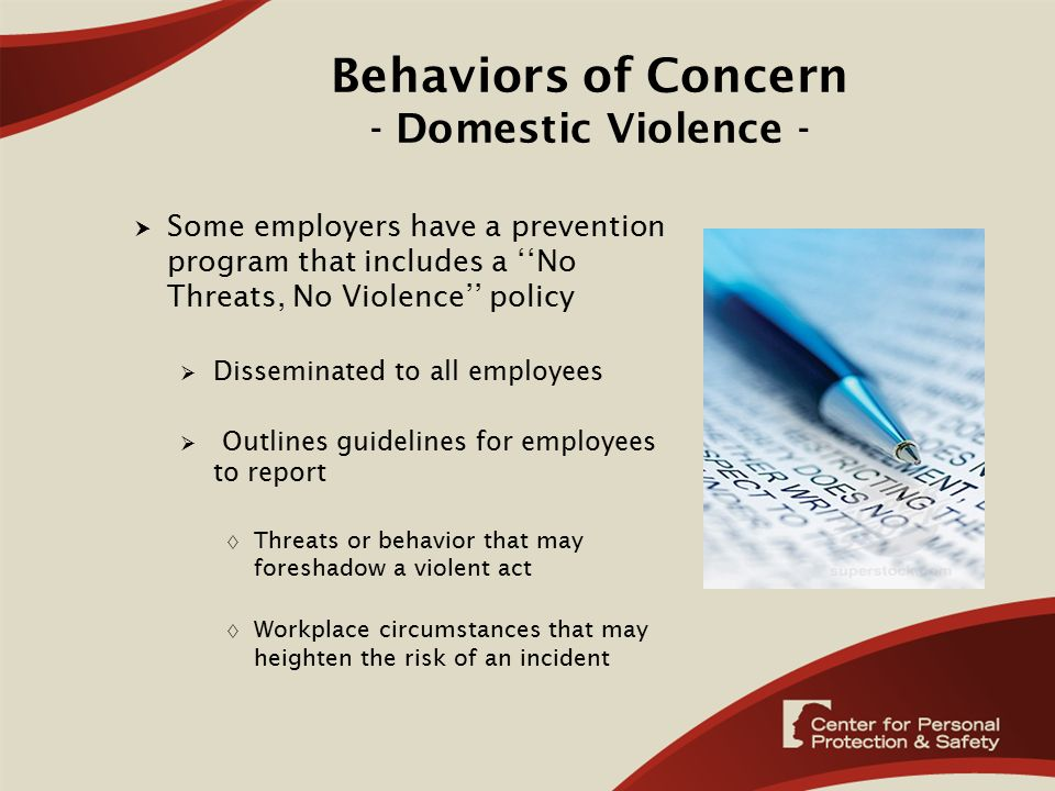 workplace non-violence policy pdf