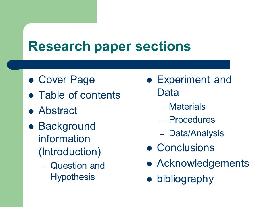 research paper data In december 2014 kdnuggets reached to a number of data mining, data science, and kdd research leaders and asked them 2 questions: 1 what was the most important research paper on data science, data mining, databases in 2014 or if you don't want to select from papers of others, what was your most.