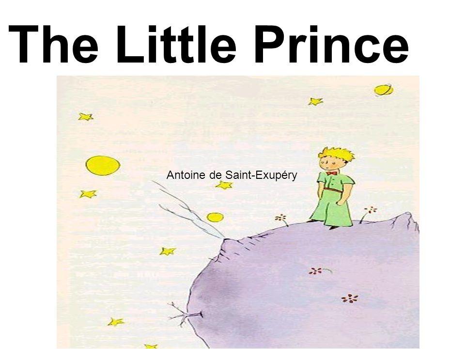 1 The Little Prince Antoine De Saint Exupery
