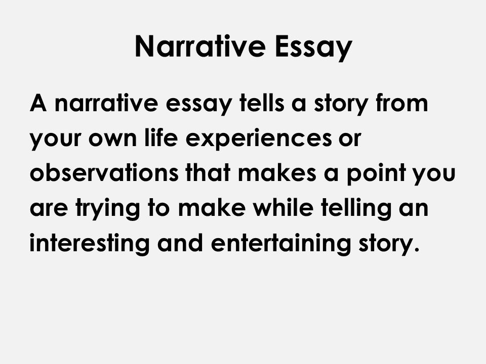descriptive essay about college life Narrative essay university school student - personal narrative: my life as a college student.