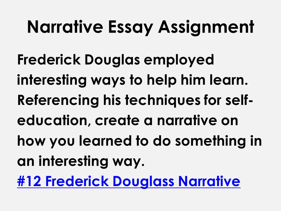 english narrative essays topics In this blog post, i'll give you 20 narrative essay topics to explore along with advice for getting started and some narrative examples from other students.