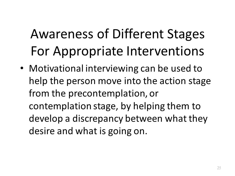 the importance of intervention on the transitional phases between closed awareness and open awarenes Basic counseling skills module: theoretical approaches to counselling edit visualeditor history talk (0) share basic counselling skills 1 attending behaviour 2 closed and open-ended questions 3 paraphrase 4 to serve as a transition when changing topics.