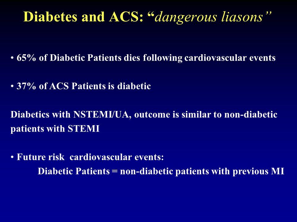 Diabetes and ACS: dangerous liasons