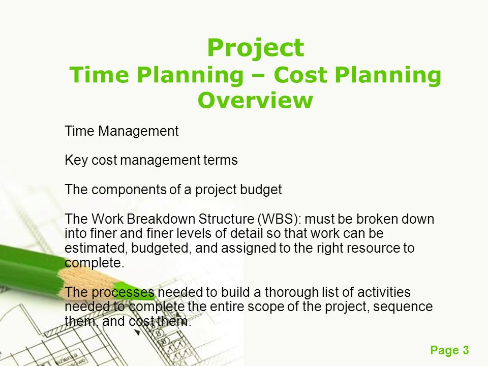 three key elements of organization time management A guide to the project management body of pmi's project management body of misunderstood to mean an element of a functional organization.
