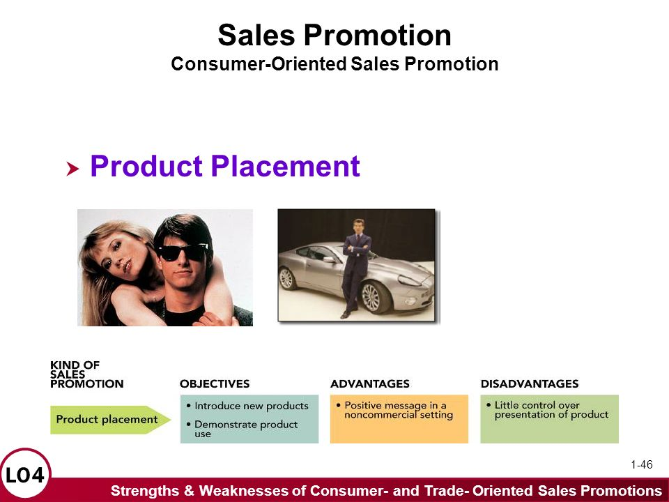 consumer oriented promotion The object of this consumer-oriented promotion is to increase new customers into purchasing this certain brand of razor as a consumer i am always looking to get more for my money, especially in this economy.
