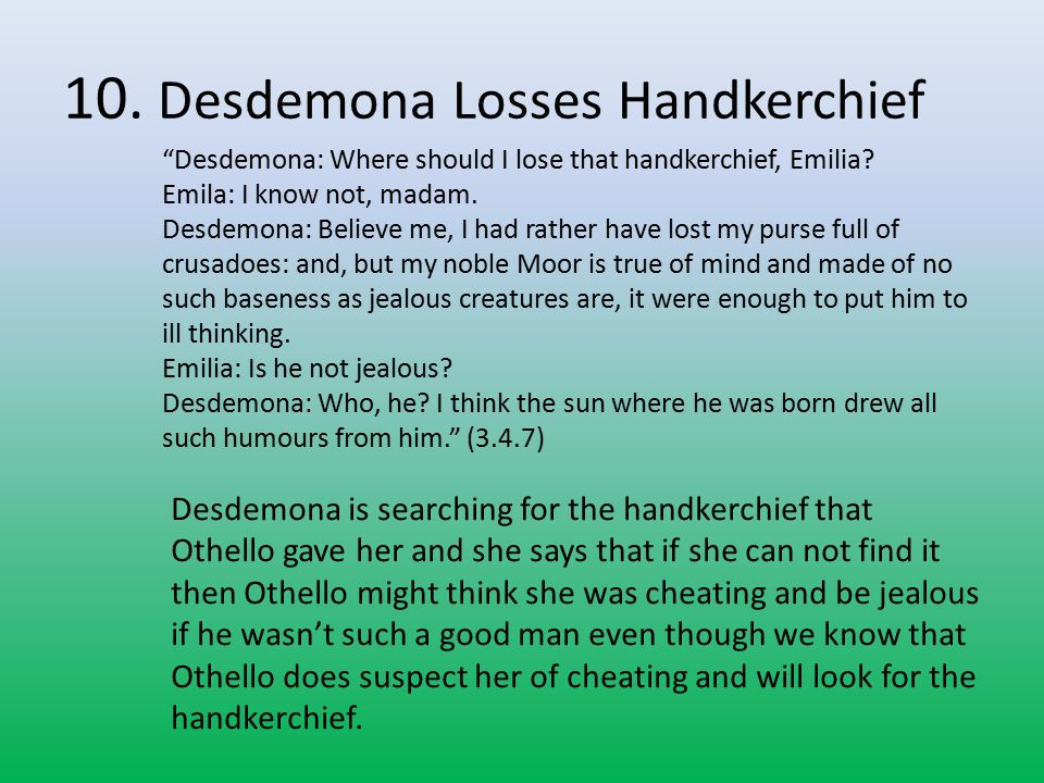 othello what do we learn Reading questions for othello  what happens when brabanzio accuses othello 4 what do we learn about othello and desdemona in othello's long defense of.
