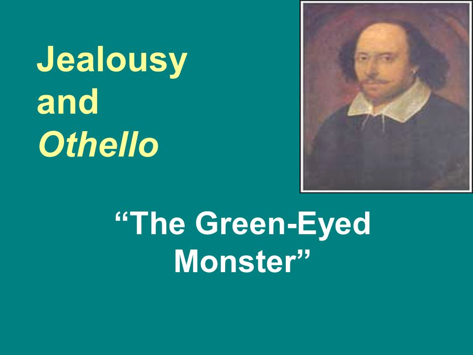 an analysis of the theme of jealousy in othello a play by william shakespeare