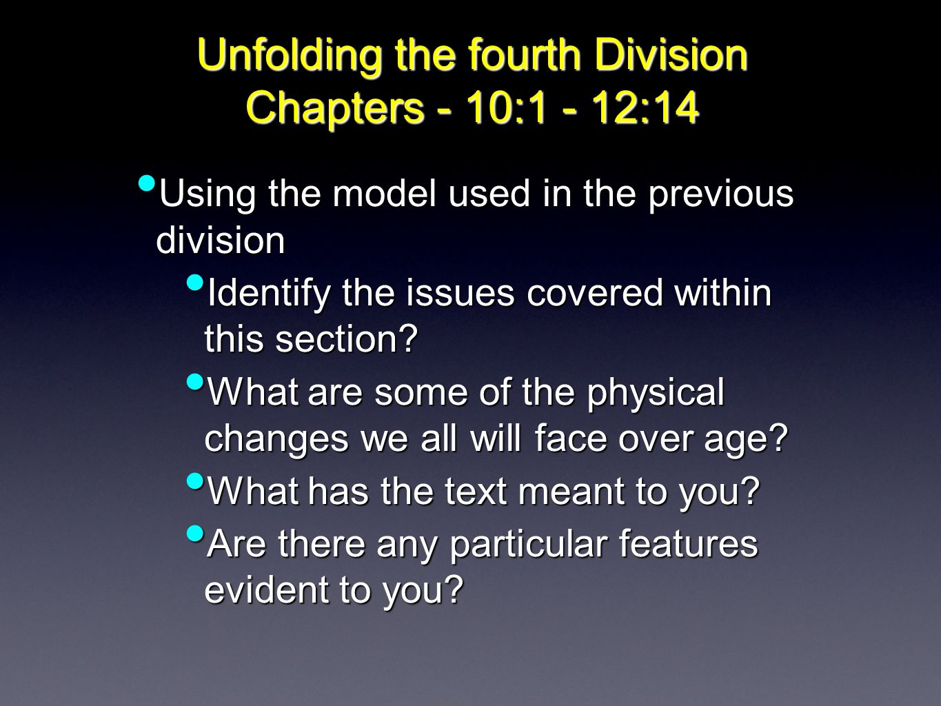 Meaning of fourth - Unfolding The Fourth Division Chapters 10 1 12 14